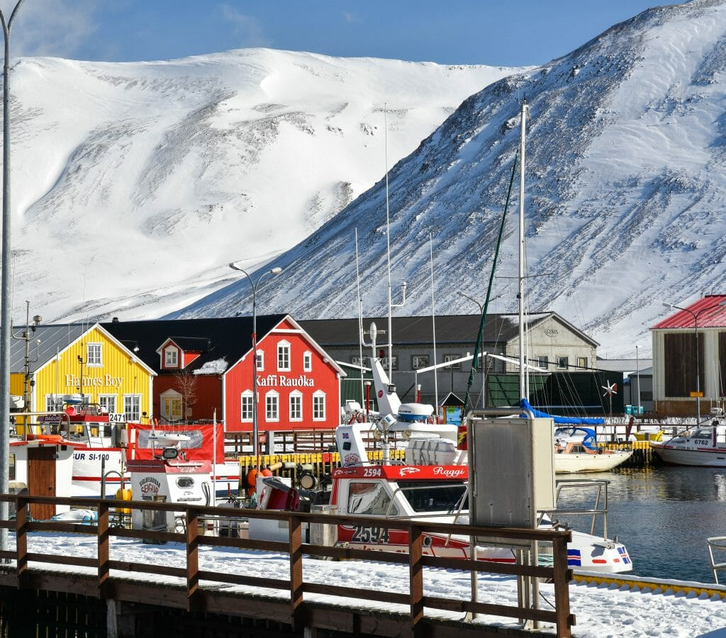 Siglufjörður, Iceland Quote inspiration