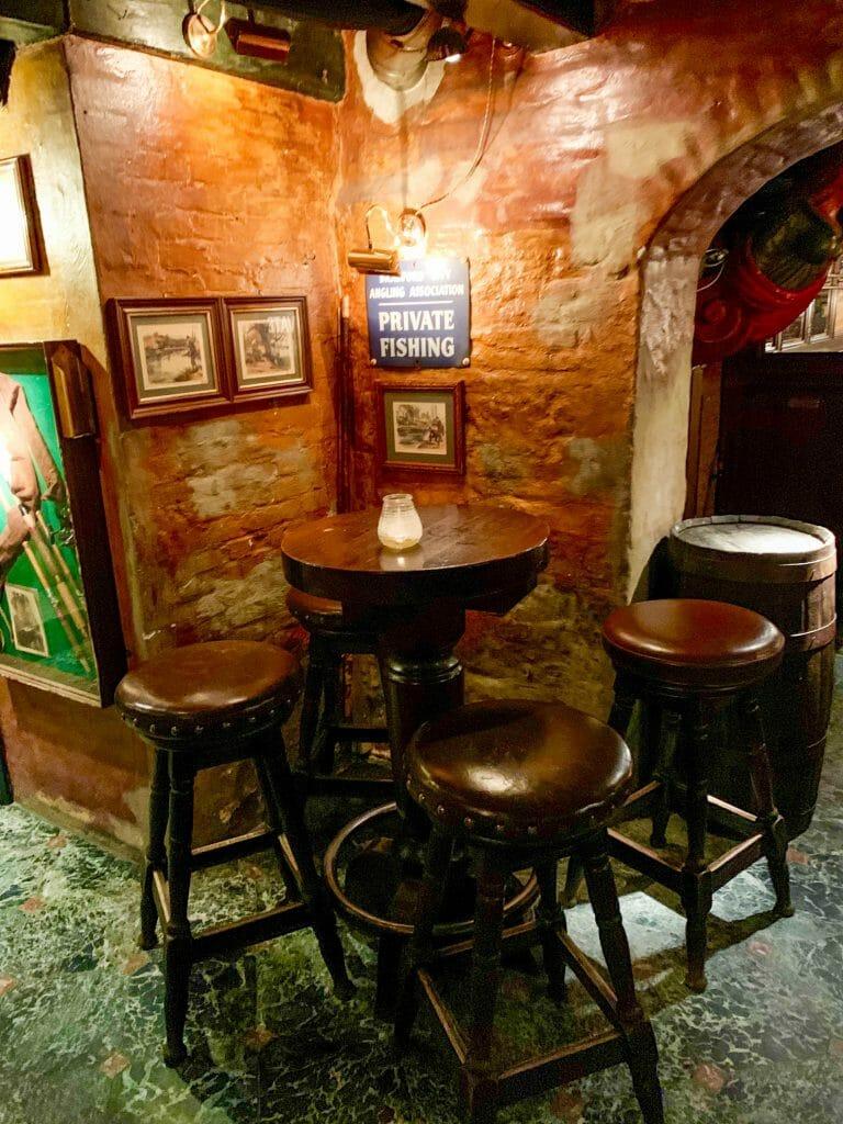 Nyhavn area pub for drinks, Copenhagen, Denmark Dining Abroad