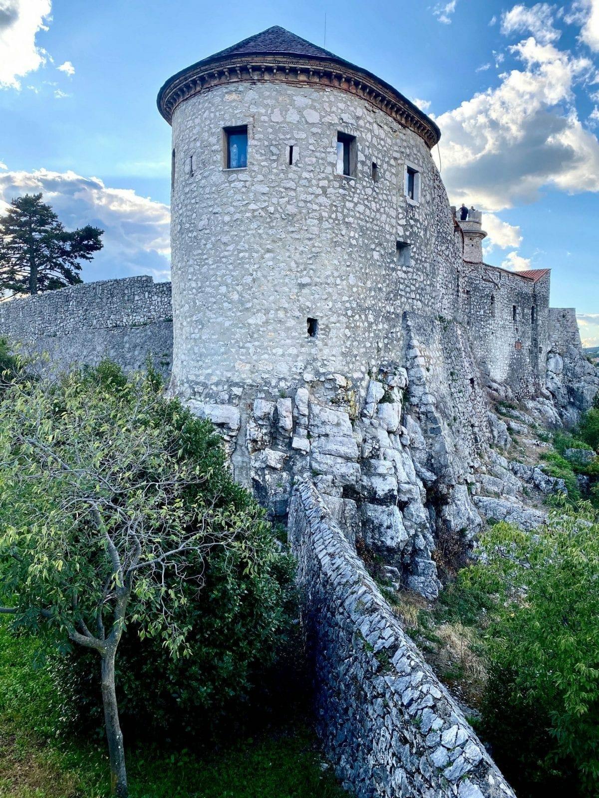 Trsat Castle Rijeka, Croatia