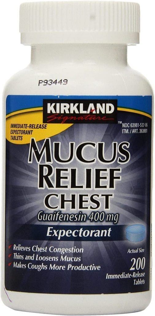 Medical Supply Shopping List