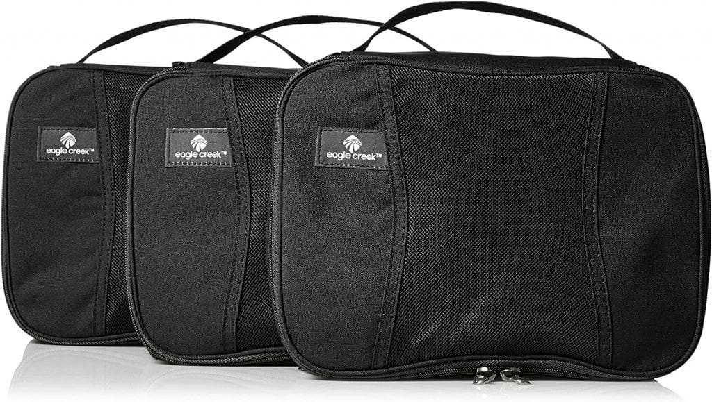 Travel Gear  Packing cubes