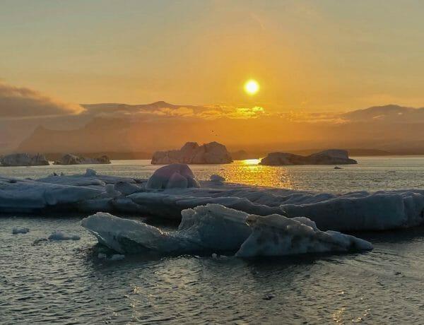 Jokusarlon Glacier